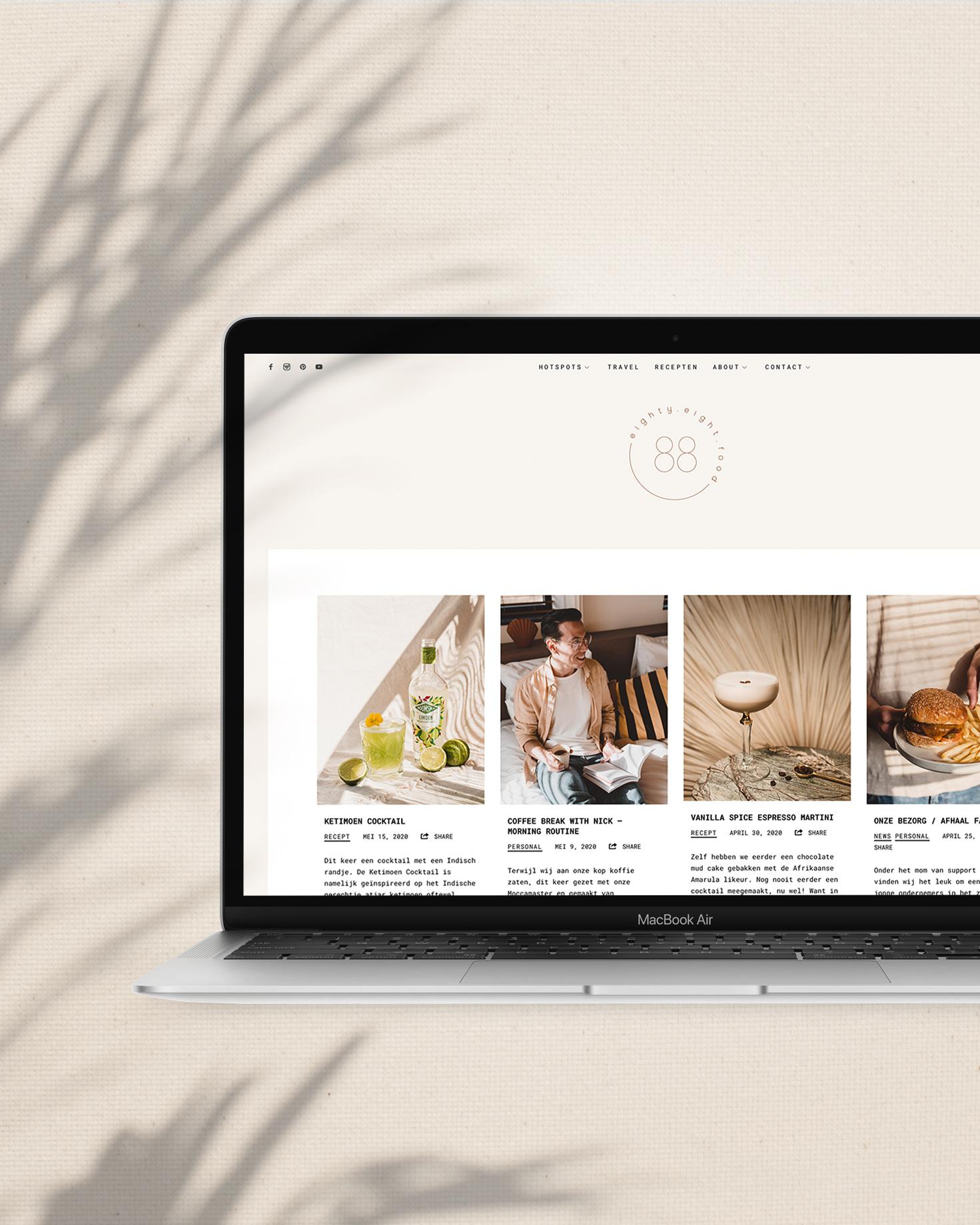Website 88 Food